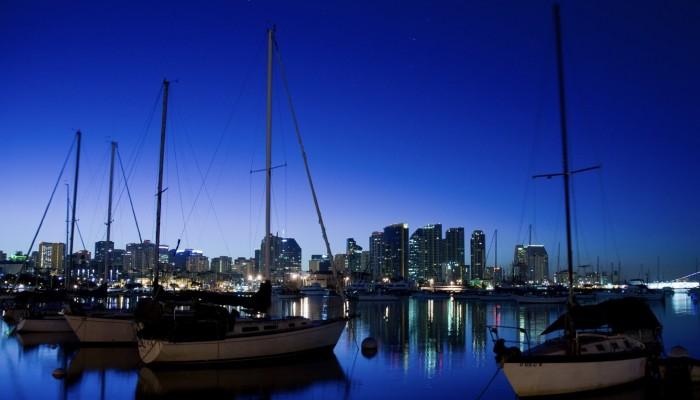 GETAWAY: To San Diego